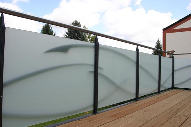 Balkon Edelstahl Glas | Balkon 3